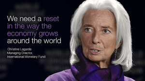 christine lagarde reset